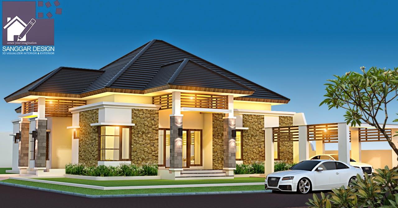 Desain Model Rumah Minimalis Sederhana Idaman Terbaru Desain