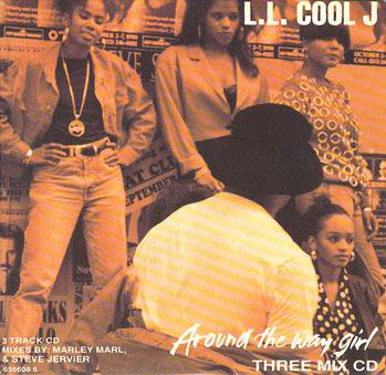 LL Cool J – Around The Way Girl (CDS) (1991) (320 kbps)