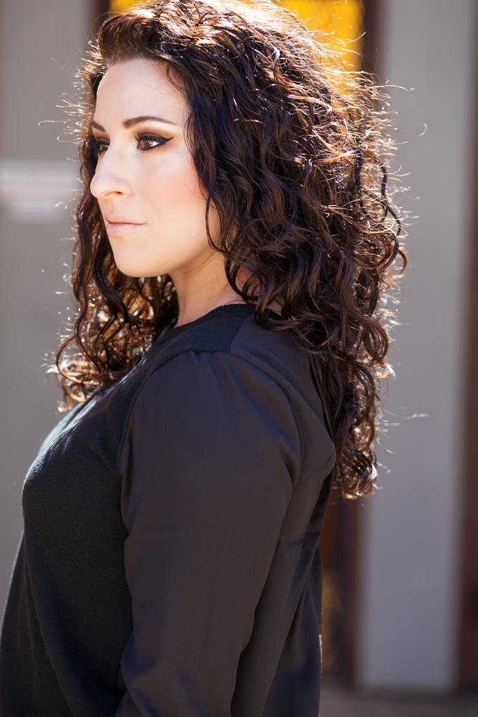 nars surabaya eyeshadow, le tote sweater, curly hair blogger