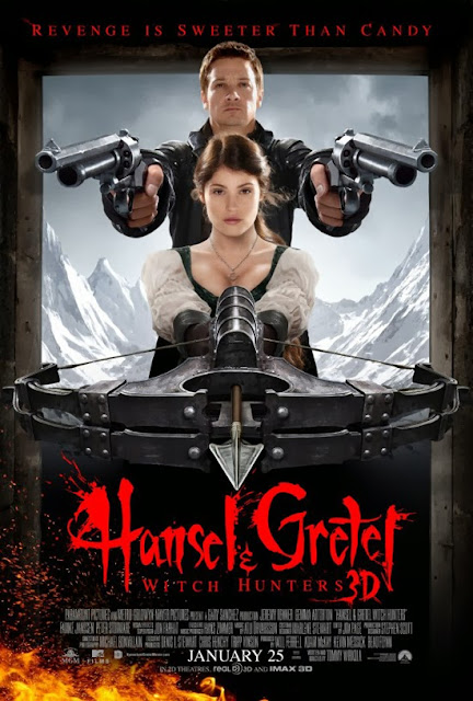 Free Movies Online : Hansel & Gretel : Witch Hunters
