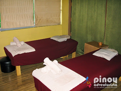 Spa Massage in Quezon City Soneva Spa Tomas Morato