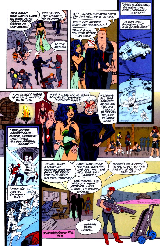 Deathstroke (1991) Issue #18 #23 - English 6