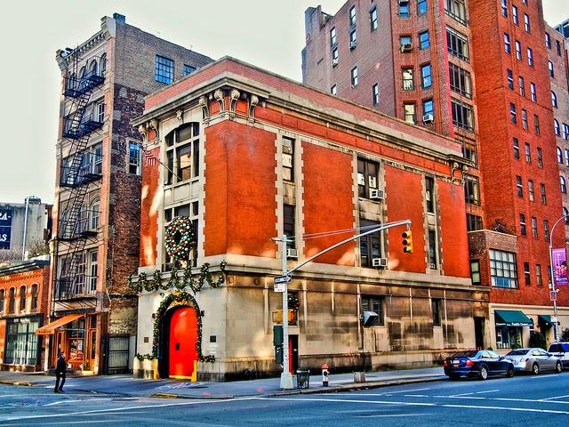 Lugares de cine en Nueva York