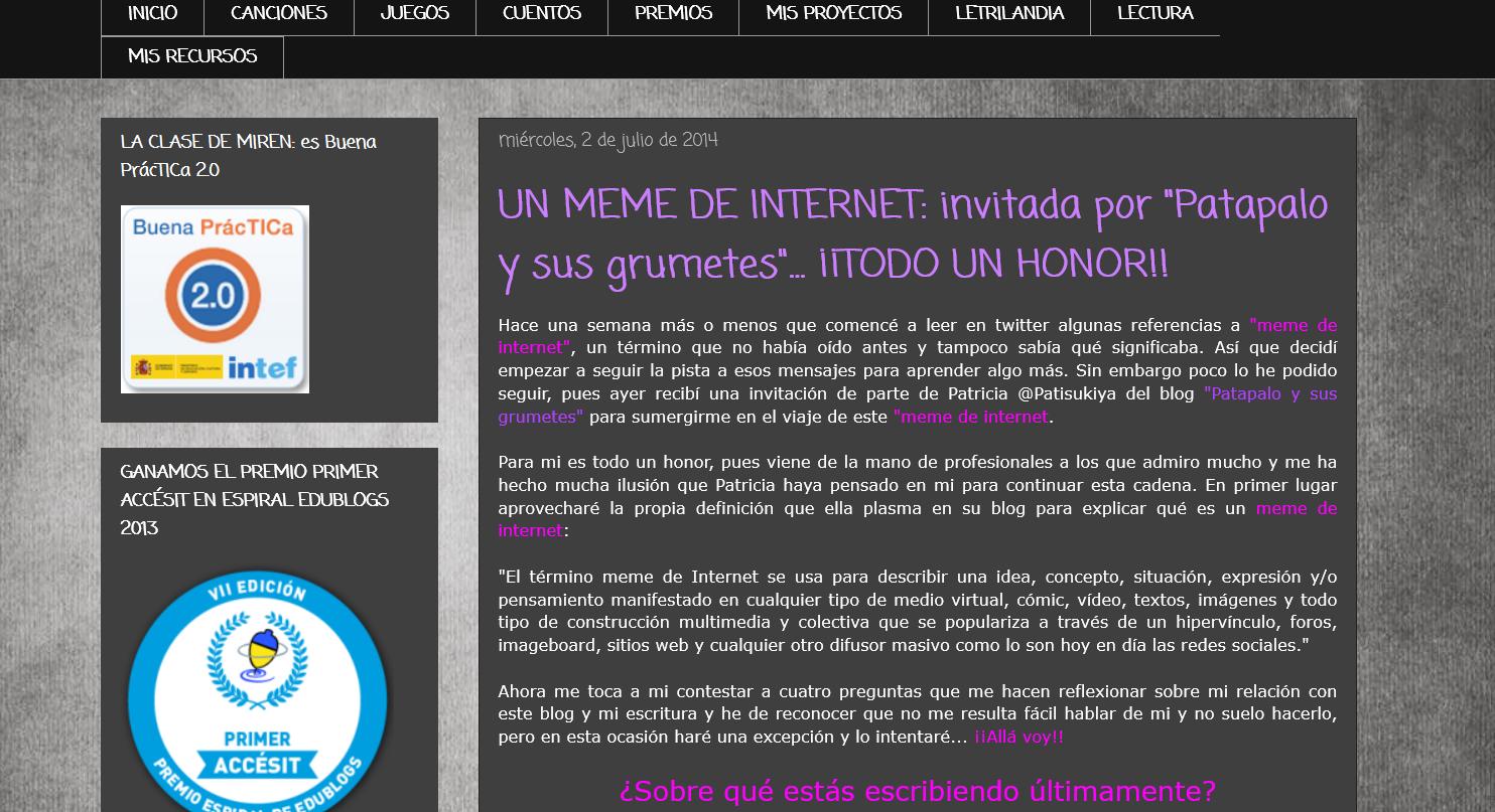 http://laclasedemiren.blogspot.com.es/2014/07/un-meme-de-internet-invitada-por.html