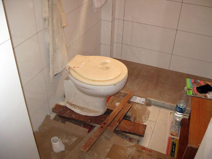 Reforma reforma Banheiro, a falta que você nos faz -> Armario De Banheiro Roca