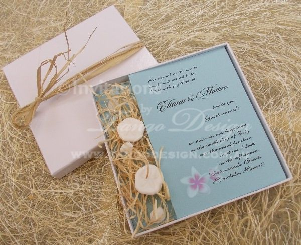 Beach Wedding Invites is an amazing ideas you had to choose for invitation design