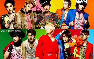pop lover ^^: SUPER JUNIOR  Mr. Simple WALLPAPER