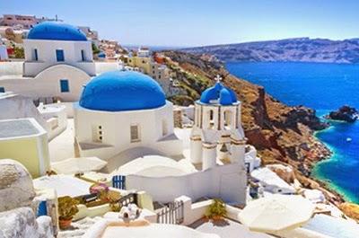 Santorini | Ilha Grega