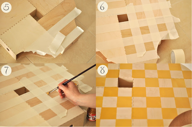 table ikea hack diy