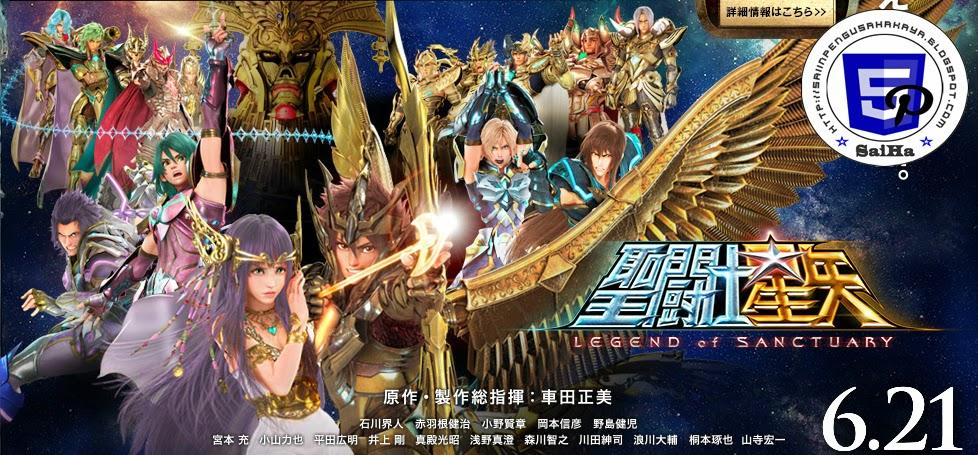 NEW! Download Video Saint Seiya The Movie Sub Indo 21+copy