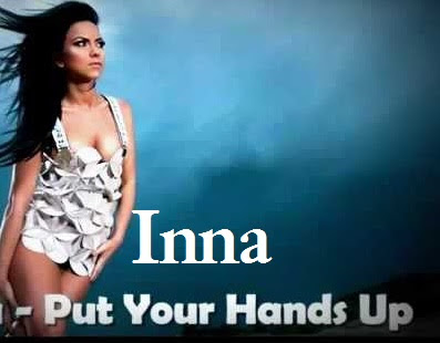 Inna - Put Your Hands Up Lyrics