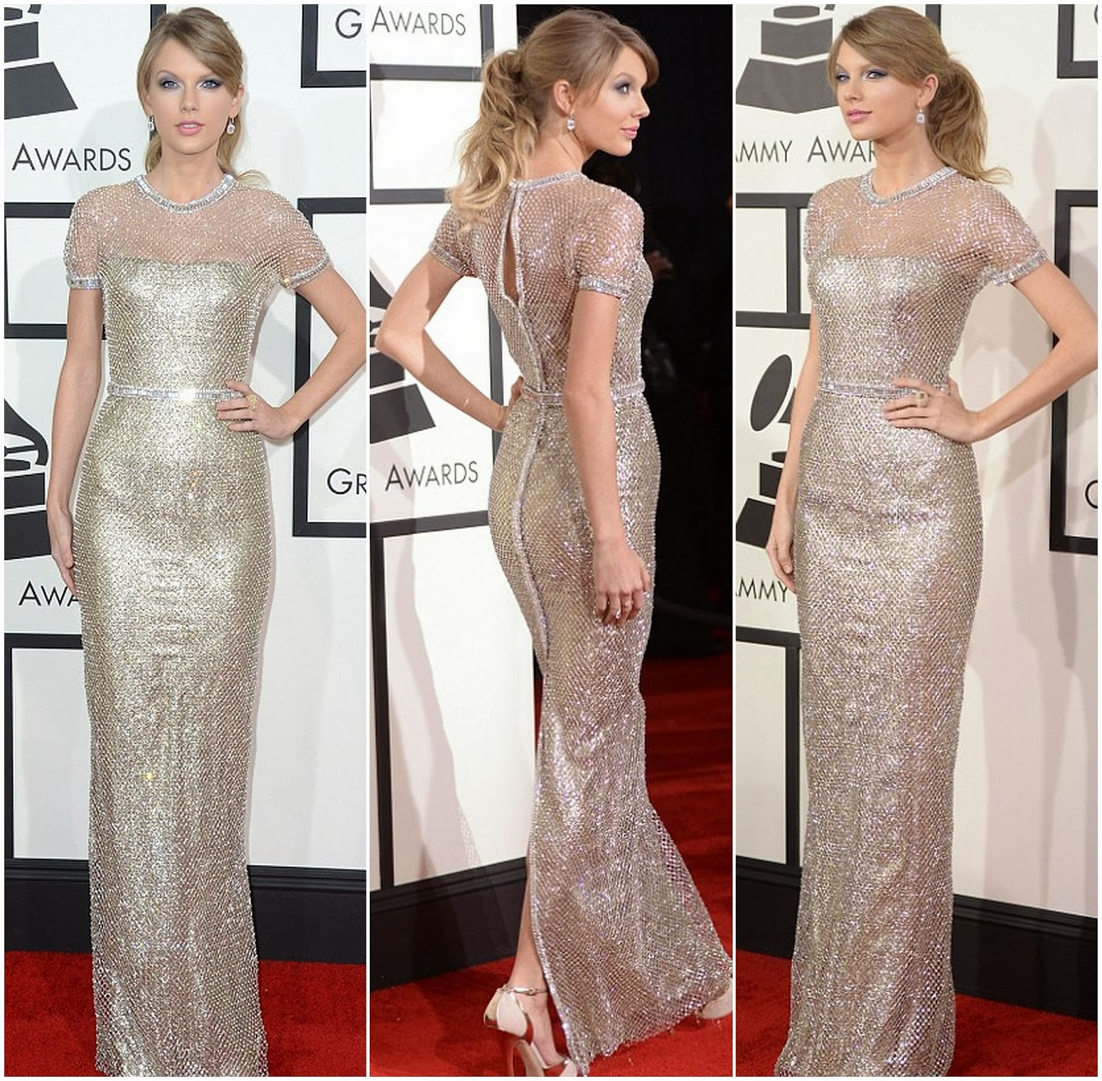 TAYLOR SWIFT: GRAMMY 2014