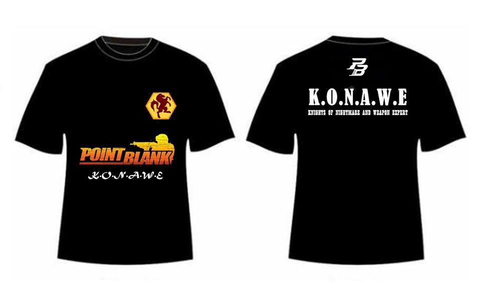 POINT BLANK Clan KONAWE