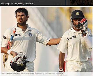 Pujara-and-Yuvraj-Ind-v-Eng-1st-Test-Day1