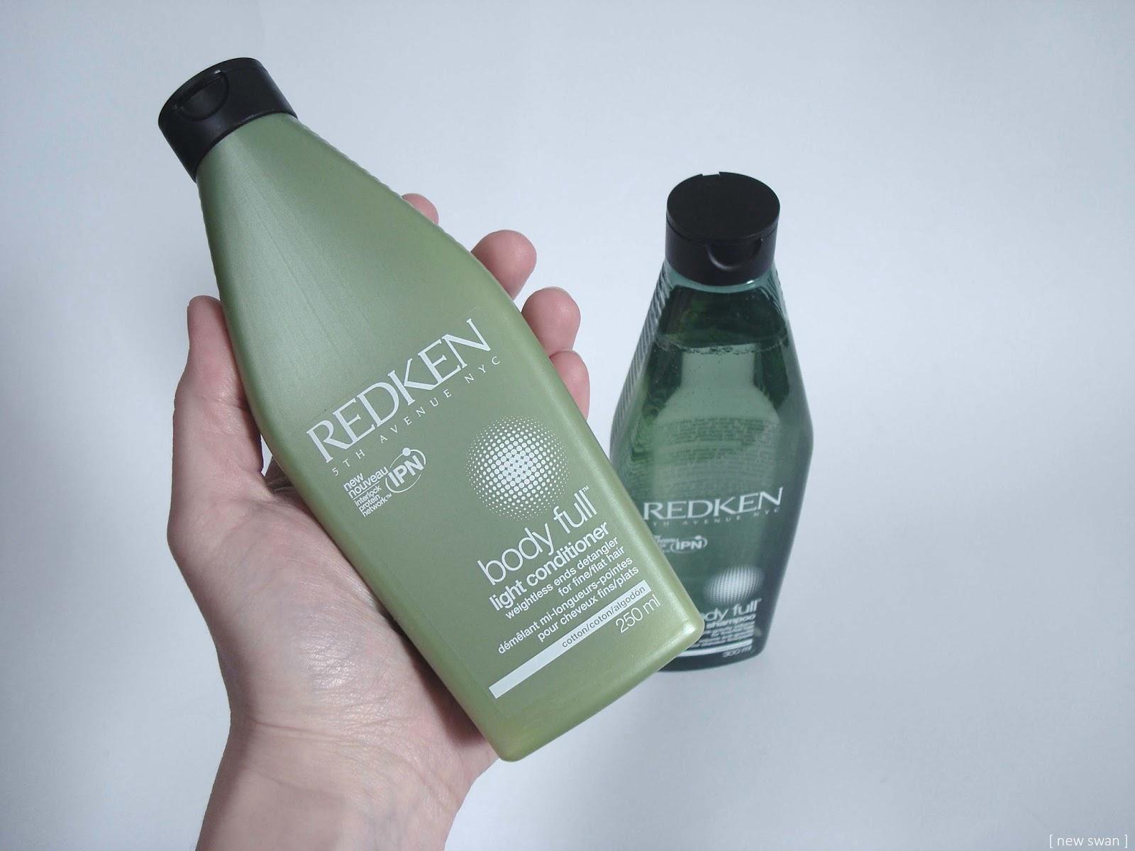 Redken body full shampoo & light conditioner