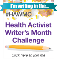 Writing challenge..