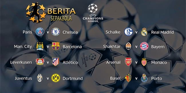 Madrid Ditantang Schalke, Barcelona Hadapi City