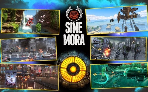 Sine Mora Android Apk + Data