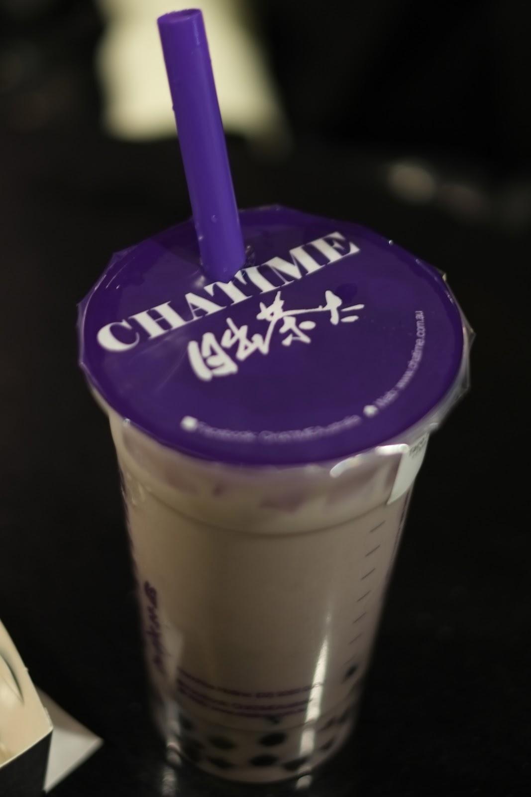 Chatime herbal tea - Chatime Taiwan Bubble Tea Pearl Milk Tea Becasse Bakery Westfield Sydney City Cbd Globalgoodfood
