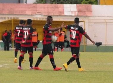 Vitória promove peneiras em Salvador e Fortaleza
