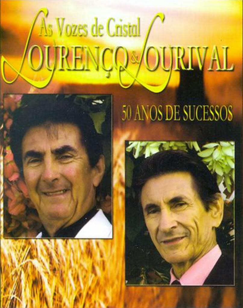 DVD Lourenço e Lourival - 50 Anos de Sucessos