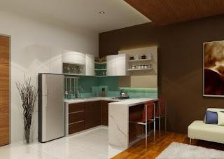 apartemen jakarta timur The H Residence MT Haryono
