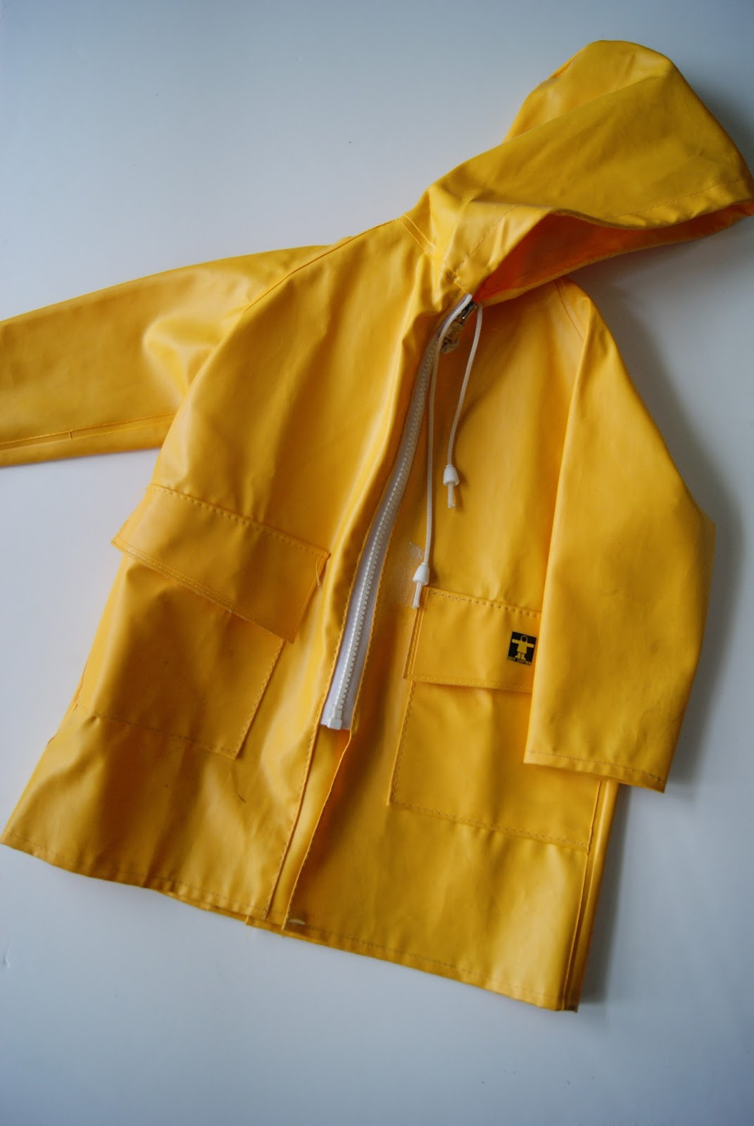 Guy Cotten rain coat