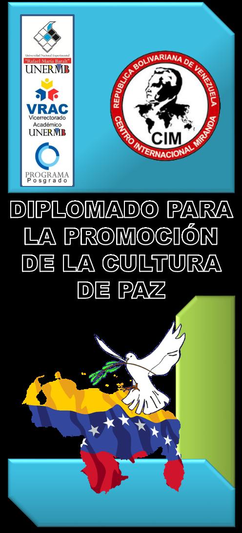 Formulario de Registro Diplomado para la Promoción de la Cultura de Paz