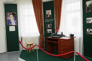 зал памяти известного драматурга и общественного деятеля Туфана Миннуллина