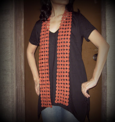 Going Around in Circles Scarf