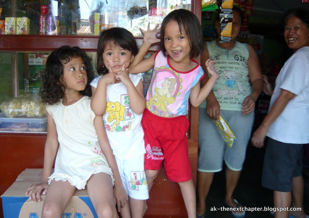 Young indonesian girls