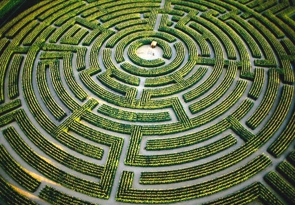 El laberinto vegetal m s largo del mundo tiene 4 82 for America todo un inmenso jardin