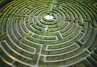 El laberinto verde mas grande del mundo