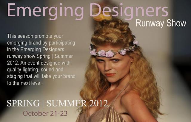 Emerging Designer Runway Show