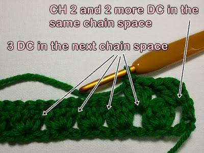 crochet pattern for granny blanket