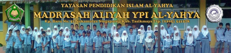 MA YPI Al-Yahya