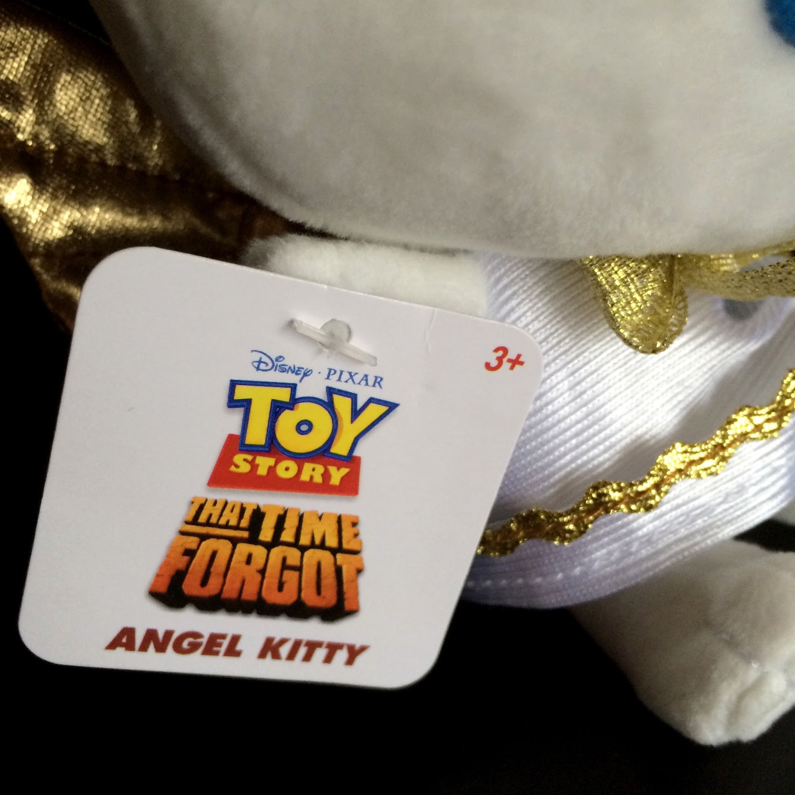 Toy Story Angel Kitty Plush Toy