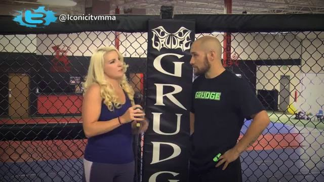 UFC Justin Salas Interview Iconici Tv MMA