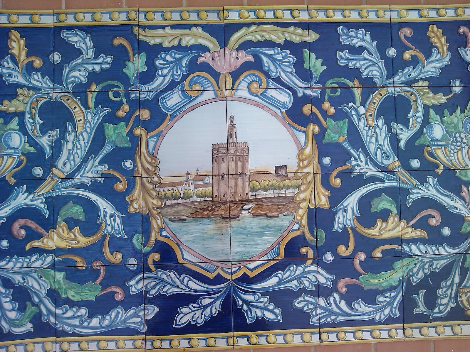 Ceramica art stica jose antonio chaira zocalo - Murales de ceramica artistica ...