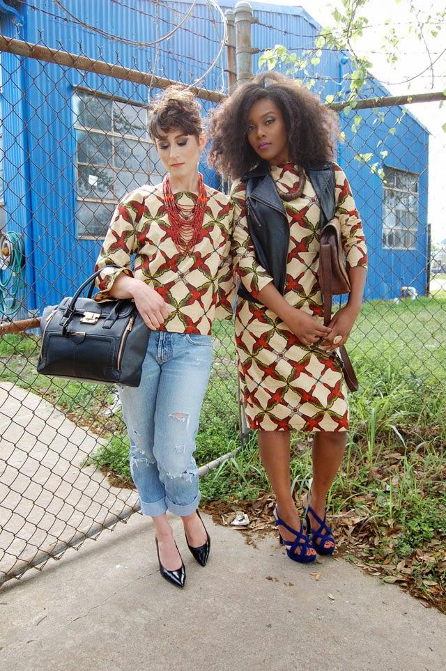 #ankara #african #dresses #anfricanfashion #lepagne