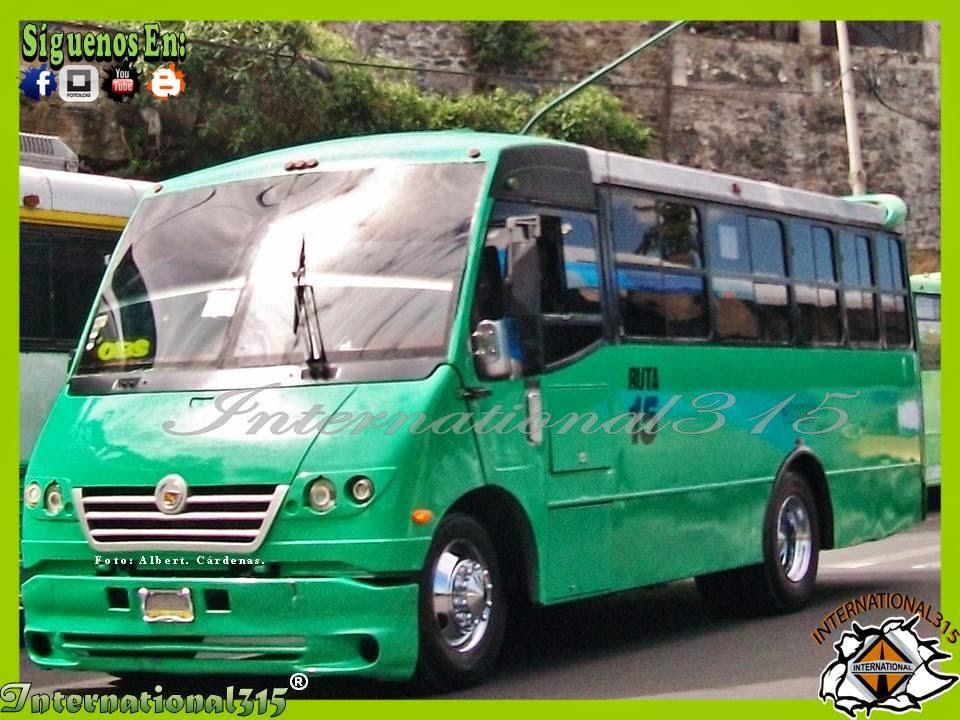 International 315 mercedes benz eurocar g5 ruta 15 for International mercedes benz