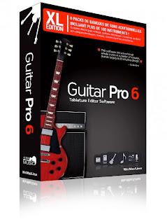 Guitar Pro 6.1.1 x86 + Soundbanks (2012/Multi)