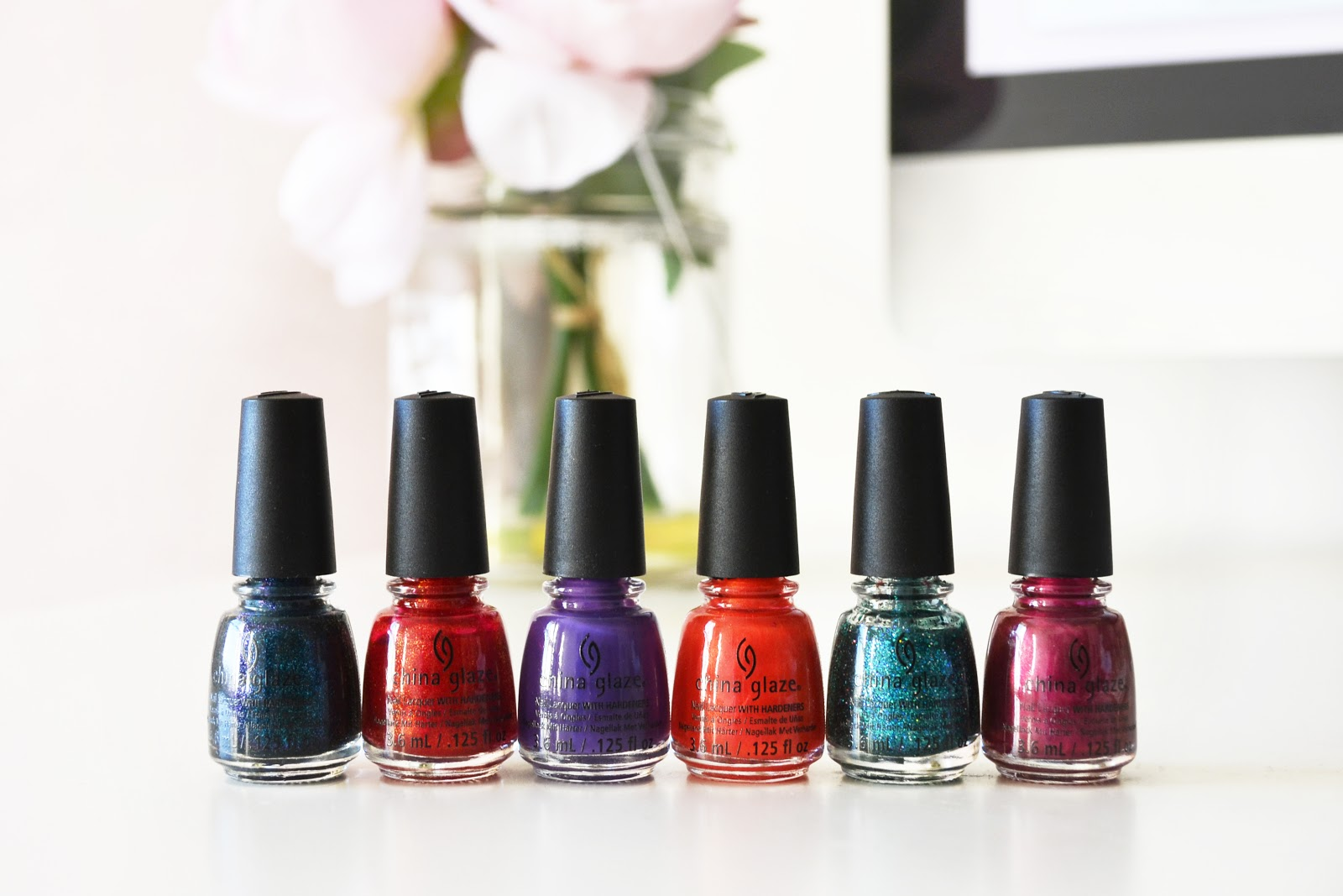 China Glaze Mini Mixers Set