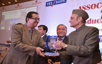 Sikkim Manipal University DE receives ASSOCHAM award