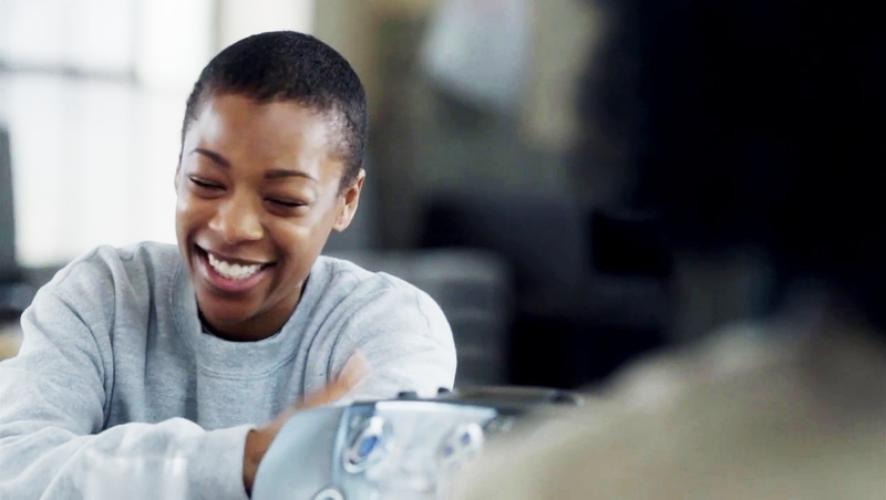 Poussey Orange is the New Black