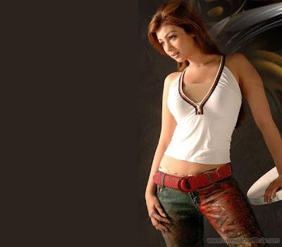 Ayesha Takia Bollywood Babe Wallpaper-1600x1200-11