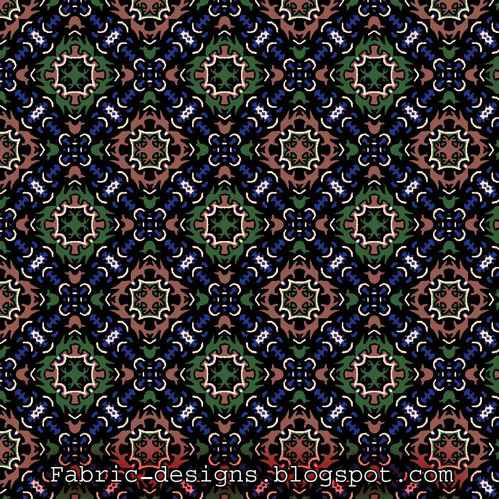 Fabric geometricsigns vector patterns fabric textile for Fabric pattern