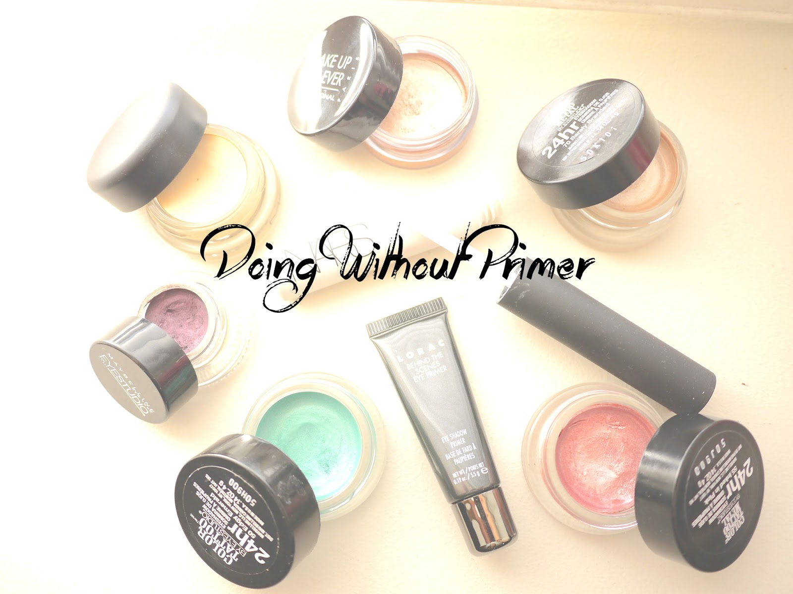 Do you need eyeshadow primer, what to use as eyeshadow primer bases