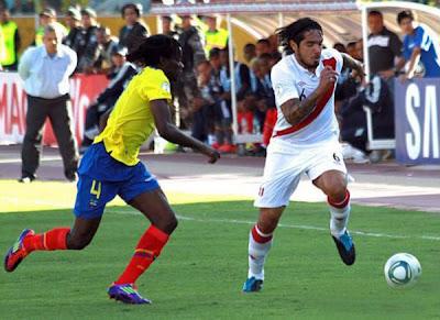 Ecuador 2 - 0 Peru (1)
