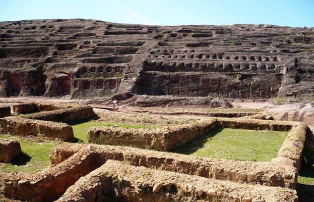 Fuerte de Samaipata Bolivia